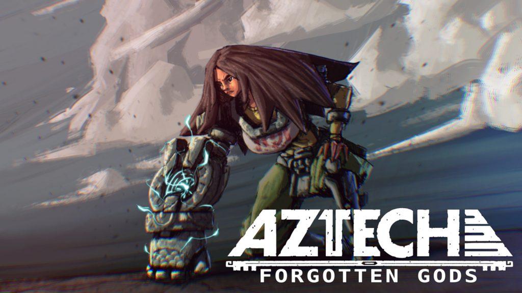 Aztech Forgotten Gods   New Featured