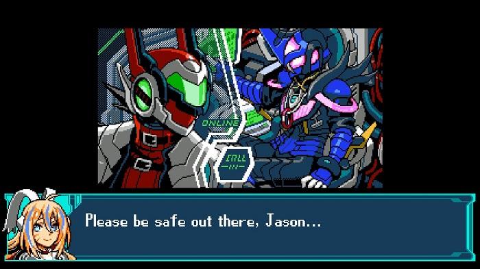 Blaster Master Zero III | Please Be Safe