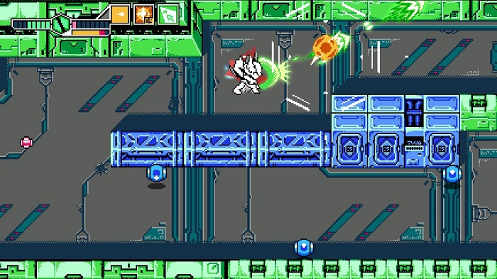Blaster Master Zero III | Reflex Striker