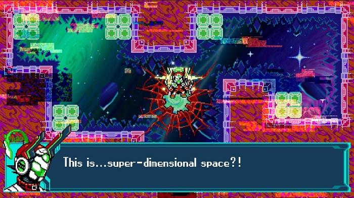 Blaster Master Zero III | Super-Dimensional Space