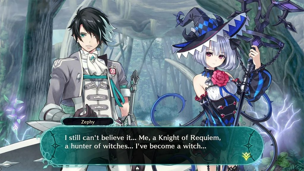 Dragon Star Varnir Review Picture 1 - Witch