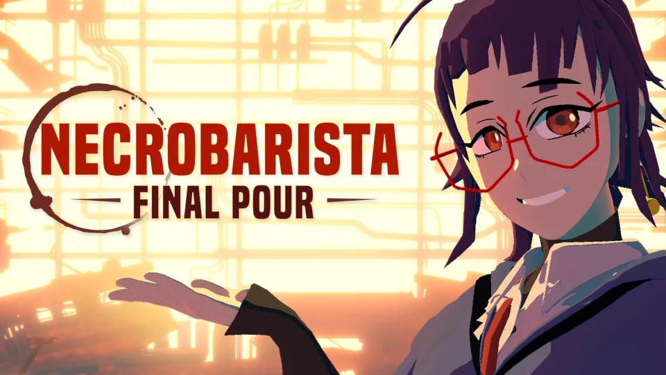 Nintendo Download | Necrobarista - Final Pour