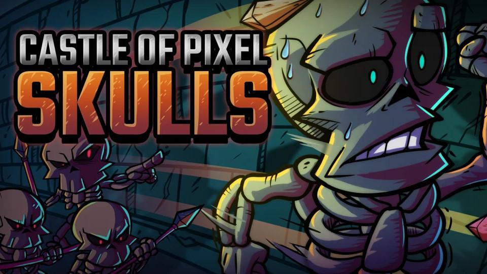 Nintendo Download   Castle of Pixel Skulls