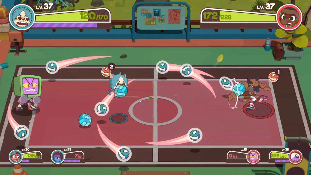 Nintendo Download   Dodgeball Academia