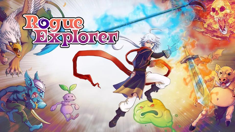 Nintendo Download | Rogue Explorer