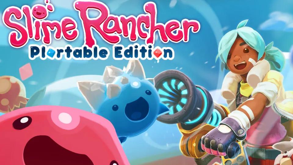 Nintendo Download | Slime Rancher