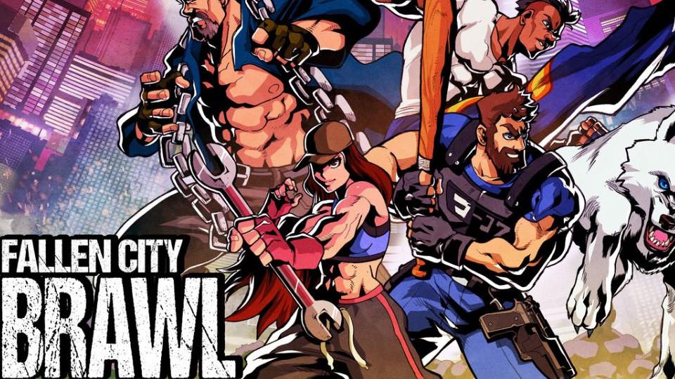 Tokyo Game Show   Fallen City Brawl