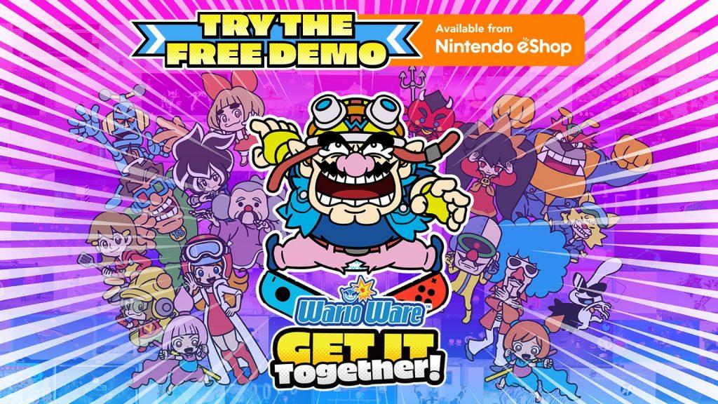 Nintendo Download | WarioWare: Get It Together!