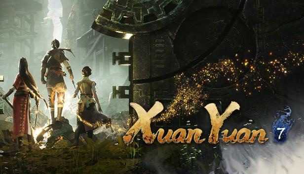 Xuan Yuan Sword 7 trailer