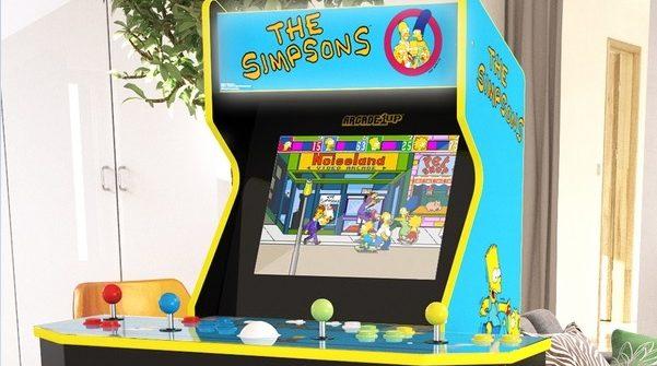 Simpsons Arcade1up