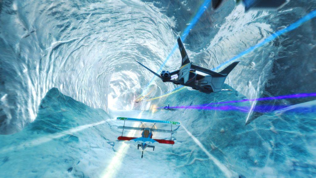 SkyDrift Infinity Tri-Wing
