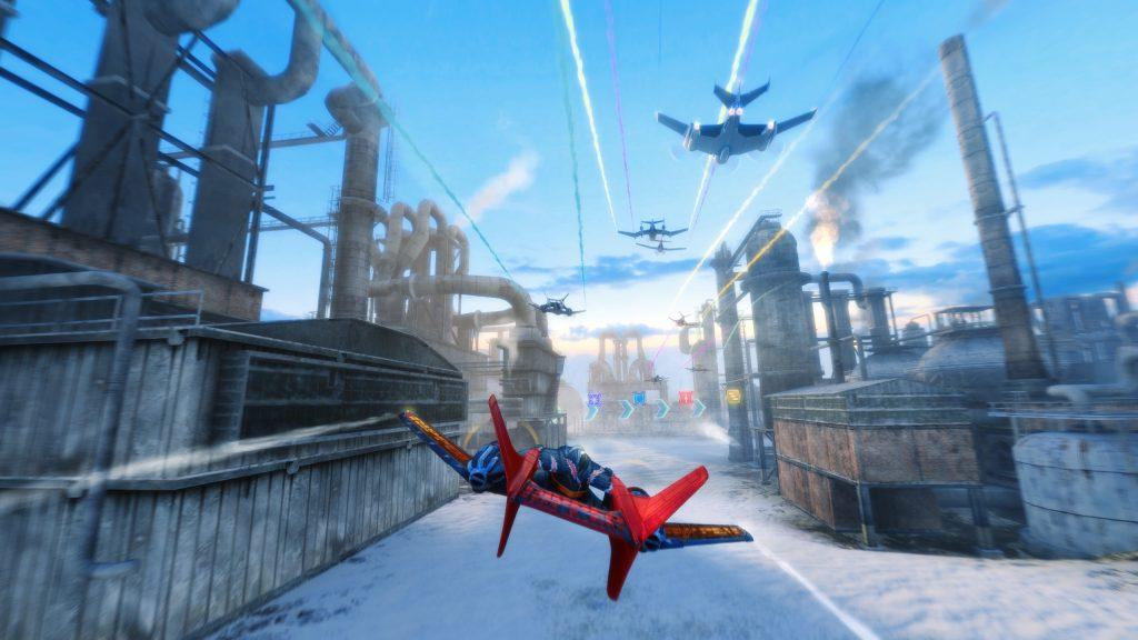 SkyDrift Infinity PS4