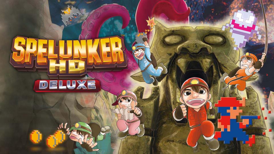 Spelunker HD Deluxe Review