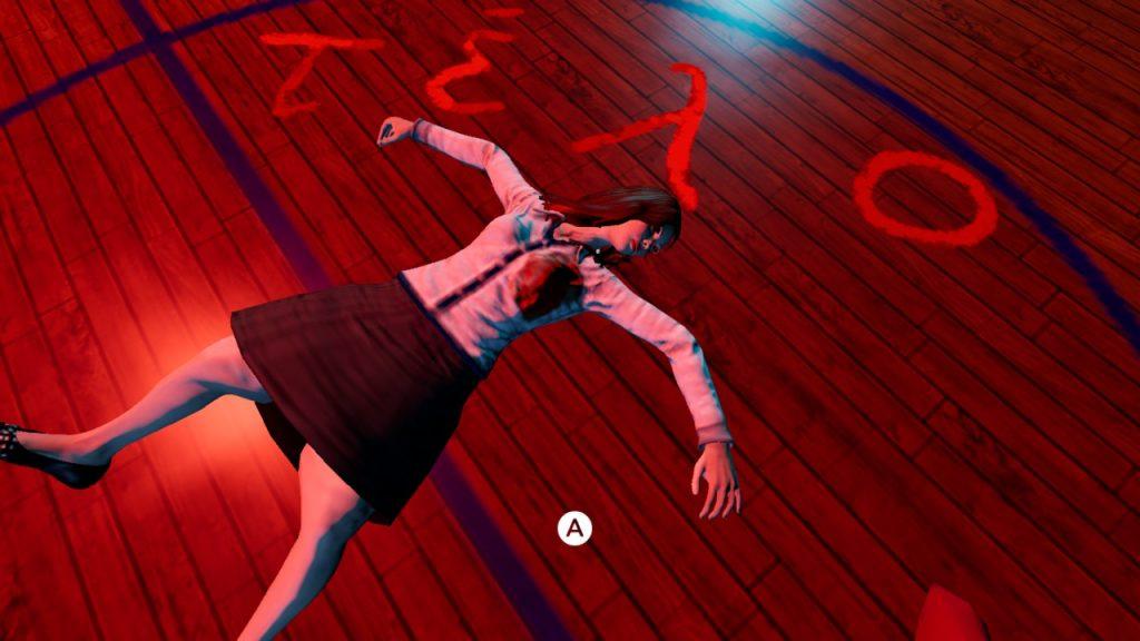 Crimson Spires Review Picture 4 - 3D Murder Scene