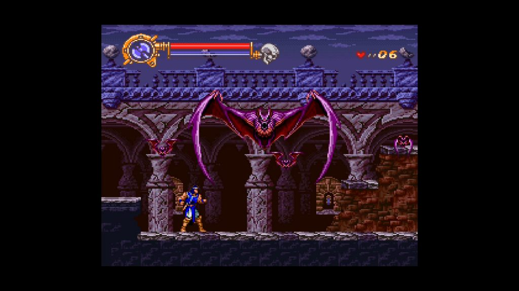 Castlevania Advance Collection Review Switch