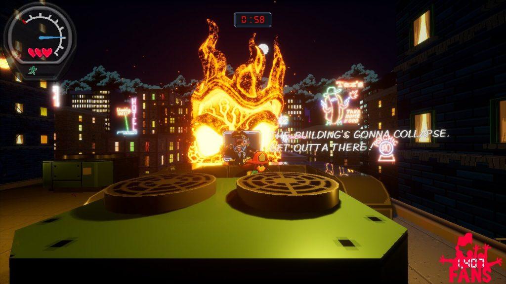 Firegirl | Flame Boss