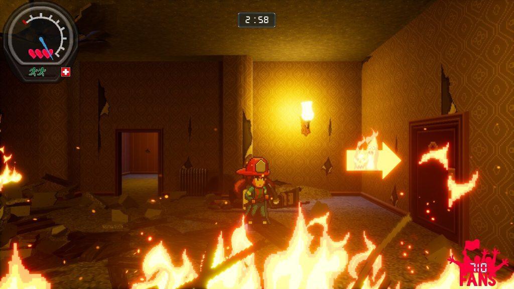 Firegirl | Gameplay 2