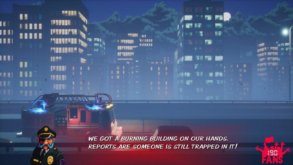 Firegirl | Mission Start