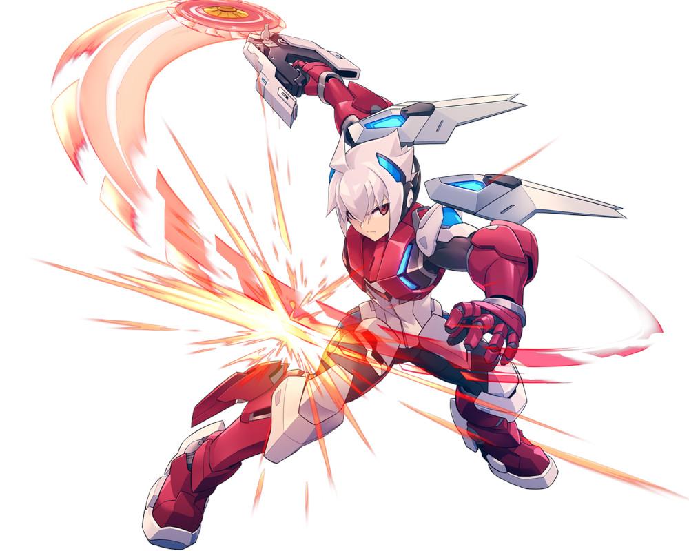 Luminous Avenger iX 2   Break Shift