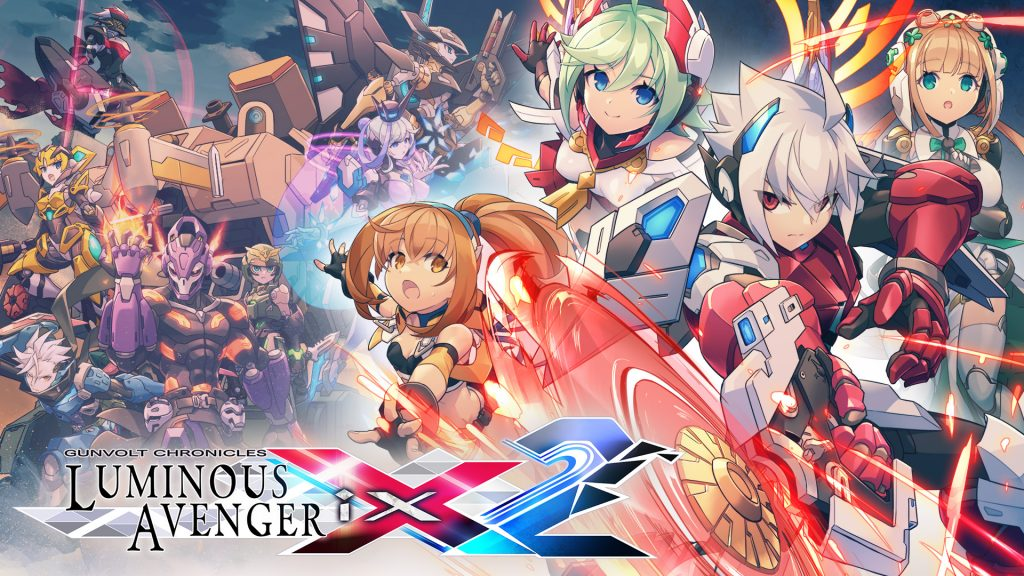 Luminous Avenger iX 2   Featured