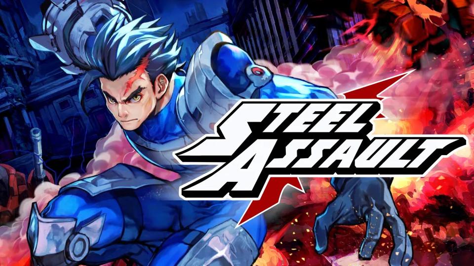 Nintendo Download | Steel Assault