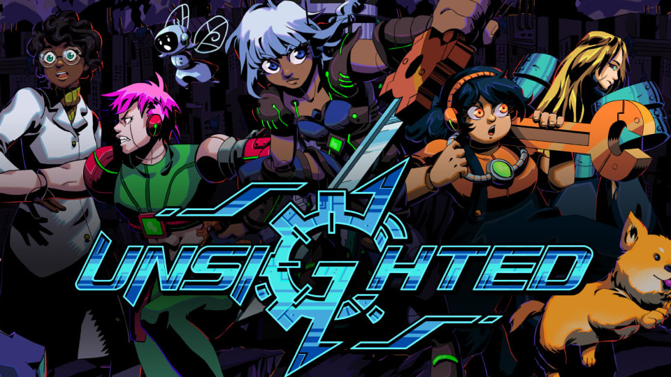 Nintendo Download | UNSIGHTED