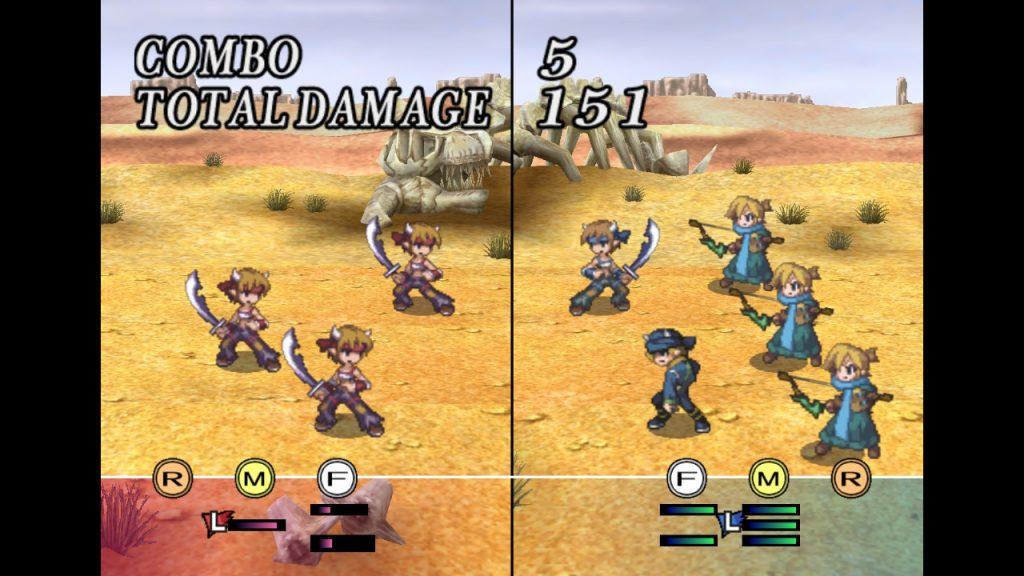 Prinny Presents NIS Classics Volume 1 Review Picture 4 - Soul Nomad Combat