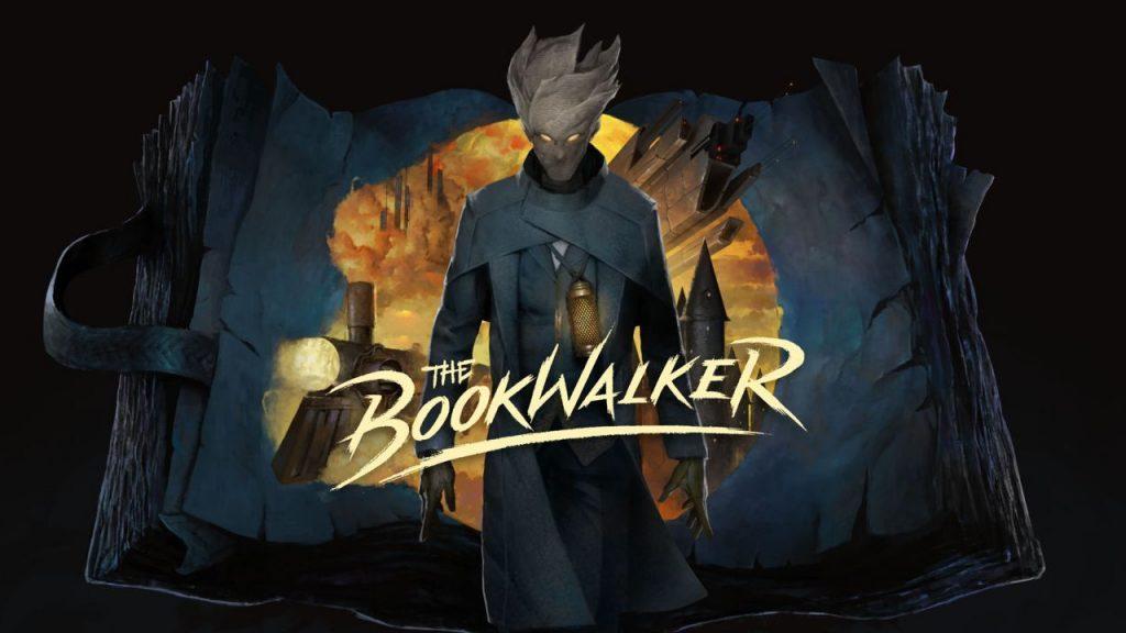 The Bookwalker | Featured