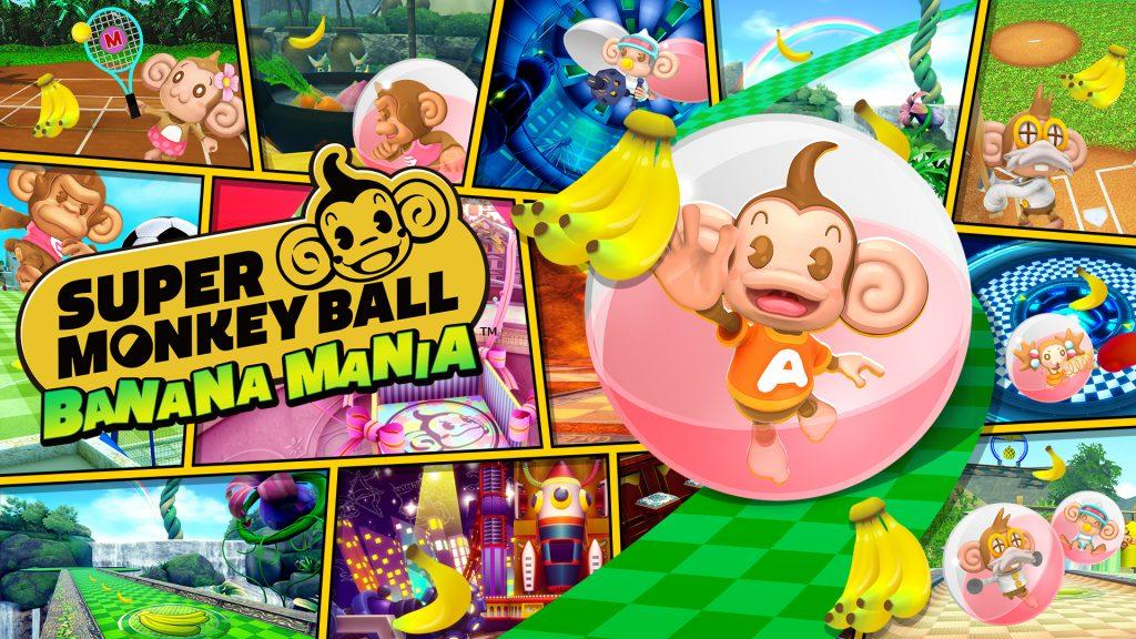 Nintendo Download | Super Monkey Ball Banana Mania