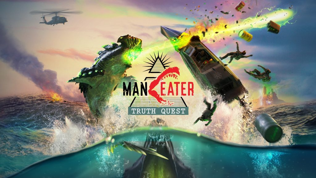 Maneater: Truth Quest review
