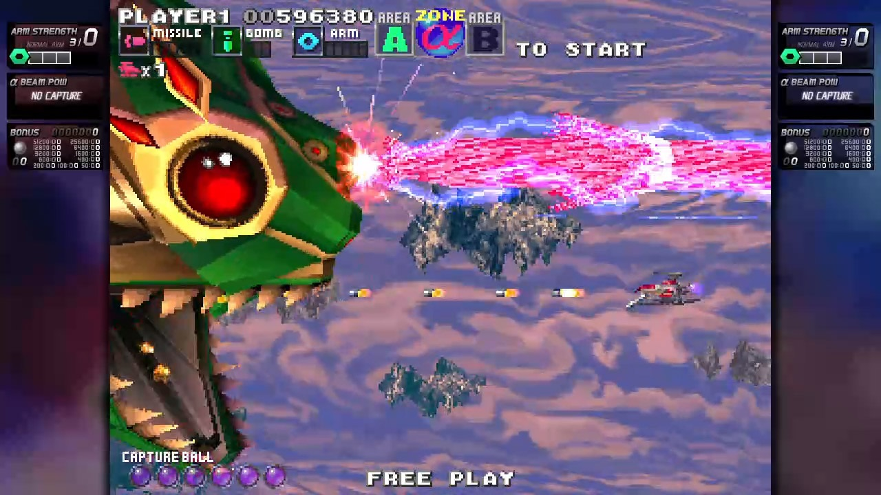 G-Darius HD Soars onto Switch, PlayStation 4 - Hey Poor Player
