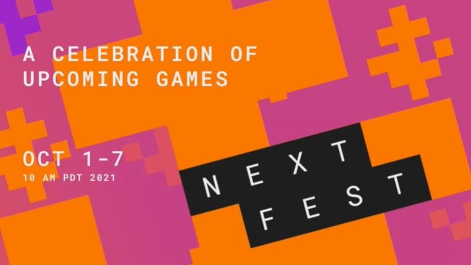Steam Next Fest | Featured