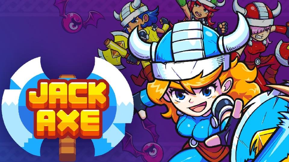 Nintendo Download | Jack Axe