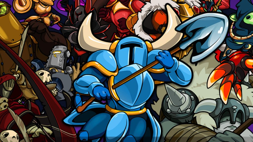 Potential Smash Fighters | Shovel Knight