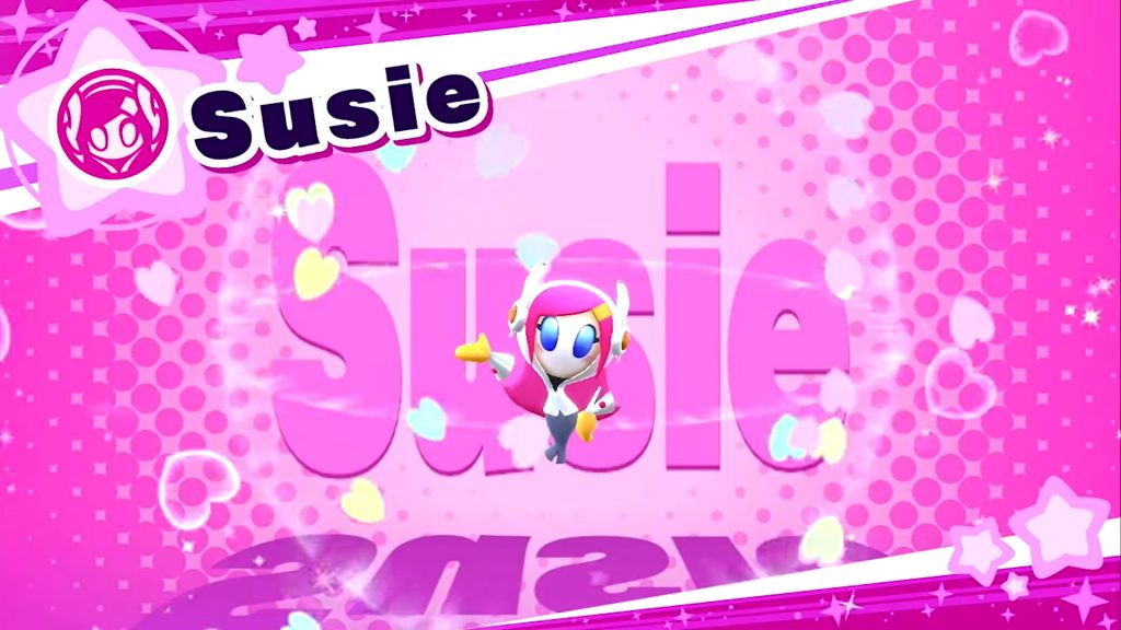 Potential Smash Fighters | Susie
